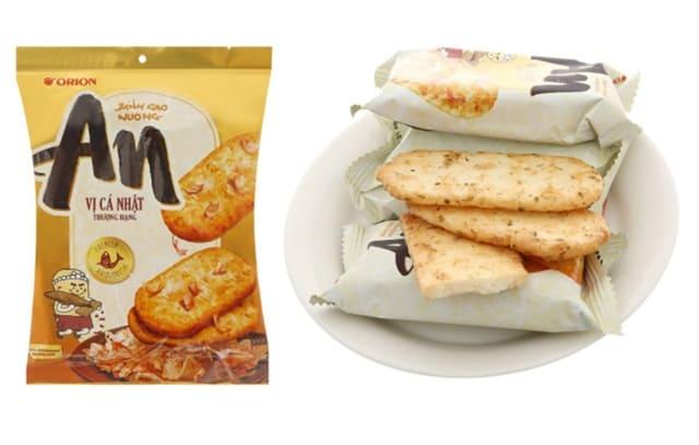 Orion - Bánh Gạo An Vị Cá Nhật