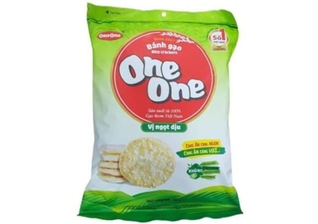 One One - Bánh Gạo Ngọt