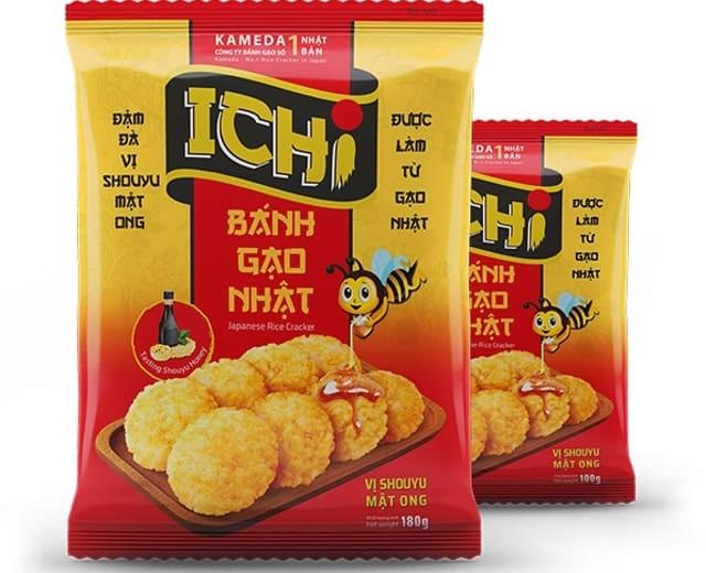 Thiên Hà Kameda - Bánh Gạo Ichi