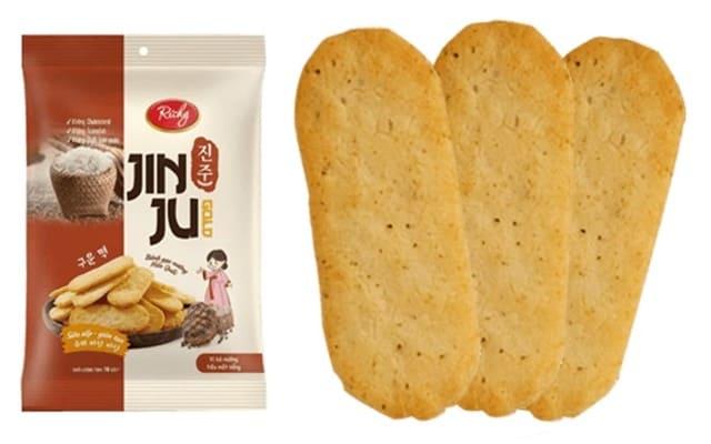Richy - Bánh Gạo Jingu Gold