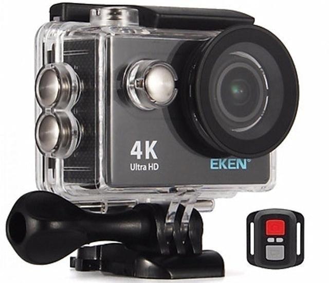 EKEN - Camera Hành Trình Xe Máy H9R