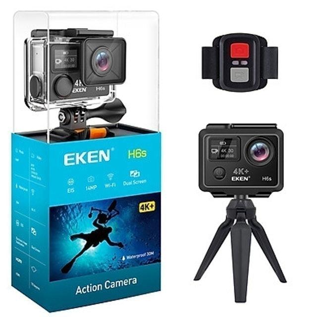 Eken - Camera Hành Trình Xe Máy H6S