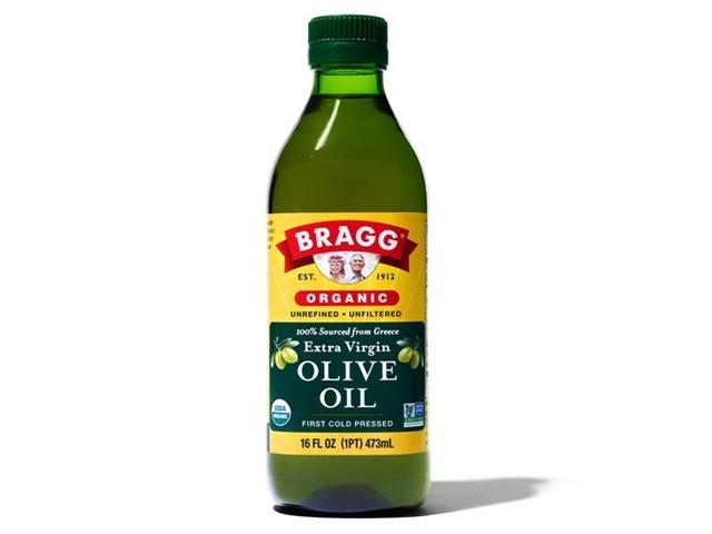 Dầu Oliu Extra Virgin Bragg