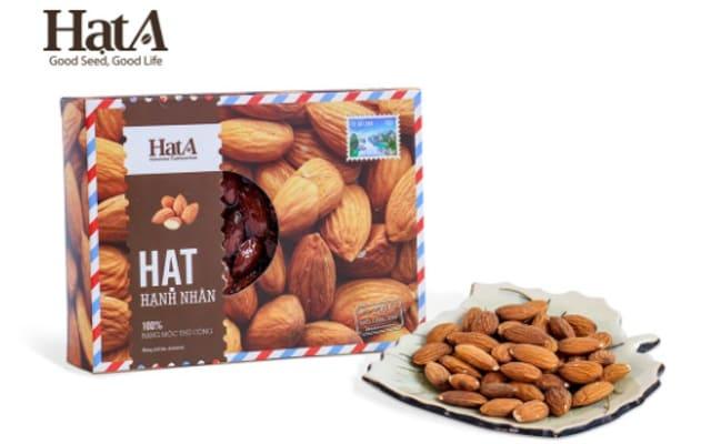 HatA café - Hạnh Nhân Rang