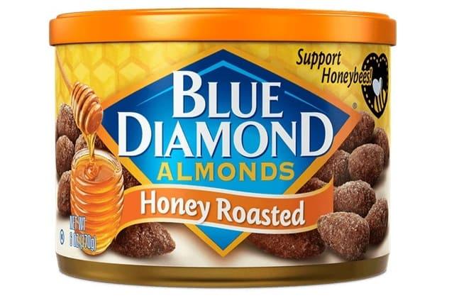 Blue Diamond - Hạnh Nhân Rang Tẩm Mật Ong