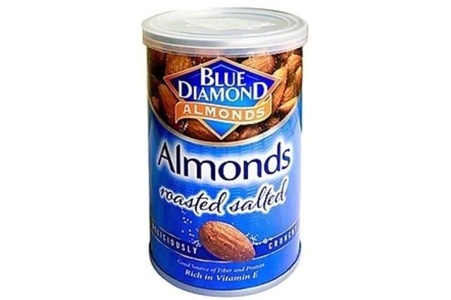 Blue Diamond - Hạnh Nhân Rang Muối