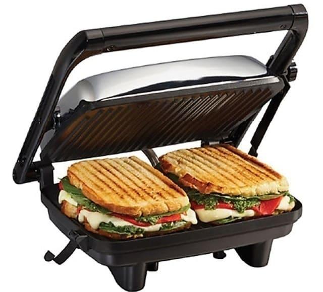 Hamilton Beach Máy Nướng Bánh Mì Sandwich 25460-IN