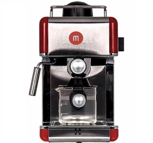 Mishio Máy Pha Cà Phê Espresso Gia Đình MK05