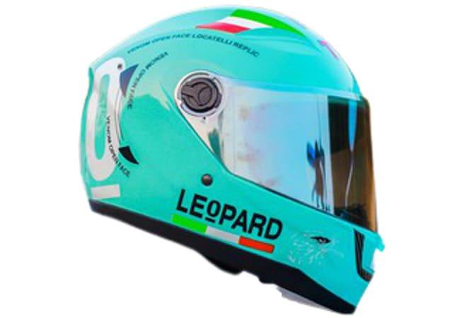 TRP - Mũ Bảo Hiểm Fullface Leopard