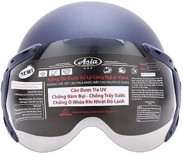 Asia - Mũ Bảo Hiểm MT-105K