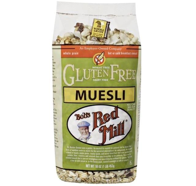 Bob's Red Mill - Ngũ Cốc Gluten Free Muesli