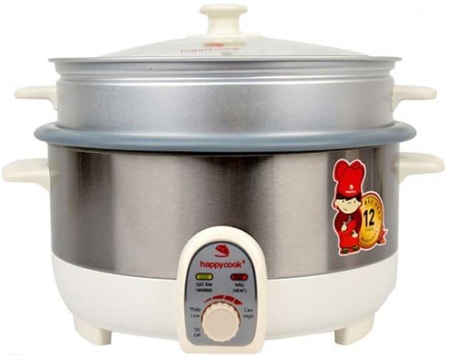 Happy Cook Nồi Lẩu Điện HCHP-350ST