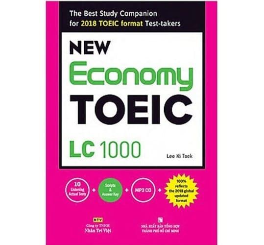 New Economy TOEIC LC1000