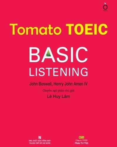 Tomato TOEIC Basic Listening