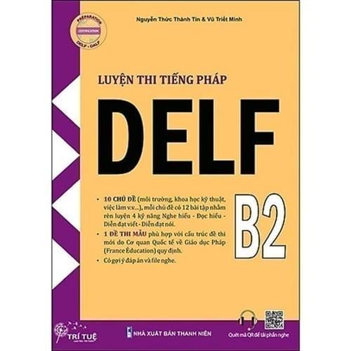 Luyện Thi Tiếng Pháp DELF - B2
