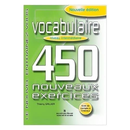 Thierry Gallier 450 Vocabulary Niveau Intermediare