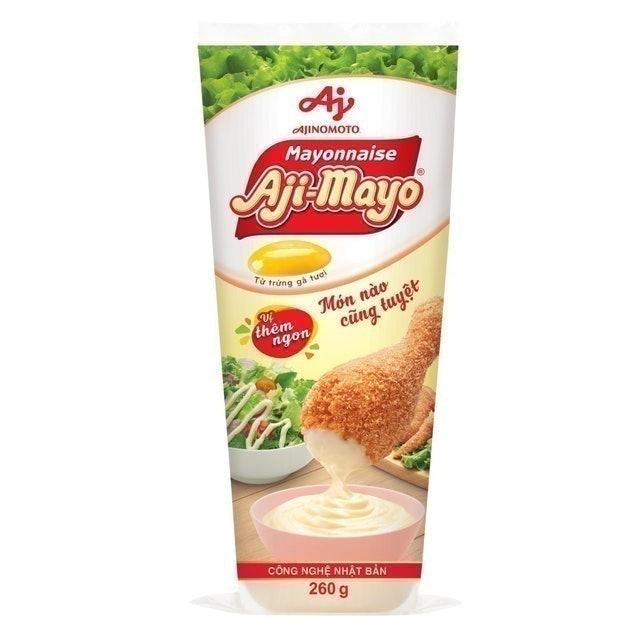 Ajinomoto - Sốt Mayonnaise Aji-mayo 260g