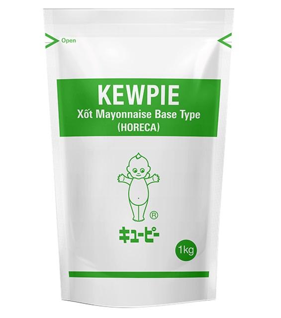 KEWPIE - Sốt Mayonnaise Base Type Horeca 1kg