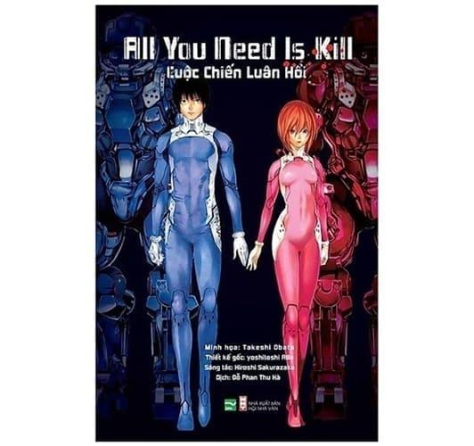 All You Need Is Kill – Cuộc Chiến Luân Hồi