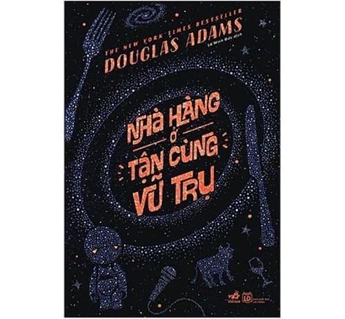 Douglas Adams - Nhà Hàng Ở Tận Cùng Vũ Trụ