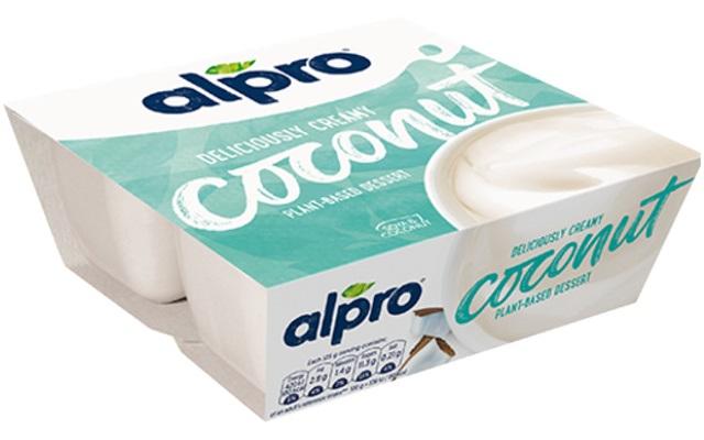 Alpro - Váng Sữa Đậu Nành Dừa