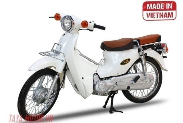 Taya Motor - Xe Cub 81 Nan Hoa
