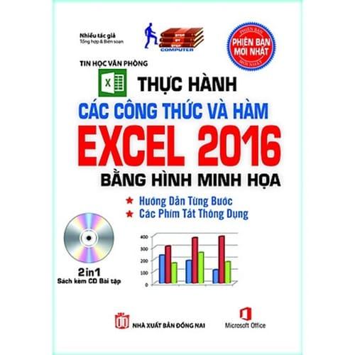 Thực Hành Các Công Thức Và Hàm Excel 2016 Bằng Hình Minh Họa