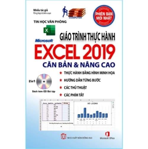 Giáo Trình Thực Hành Microsoft Excel 2019 Căn Bản & Nâng Cao