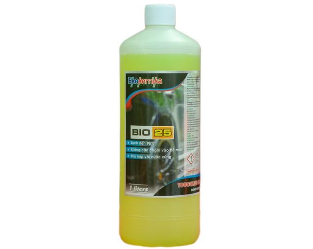 Ekokemika - Nước Rửa Xe Không Chạm Touchless Car Washing BIO25-1L