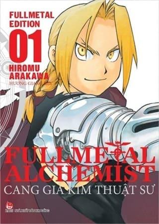 Hiromu Arakawa - Fullmetal Alchemist - Cang Giả Kim Thuật Sư