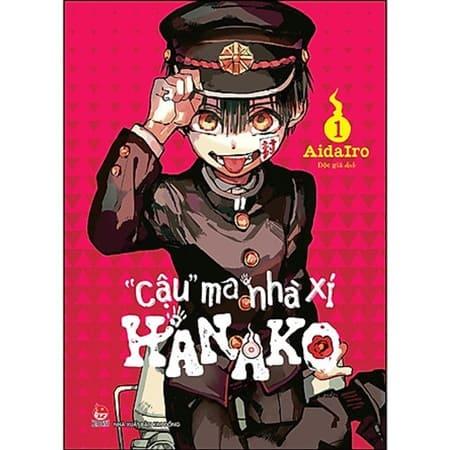 """""""Cậu"""" Ma Nhà Xí Hanako"""