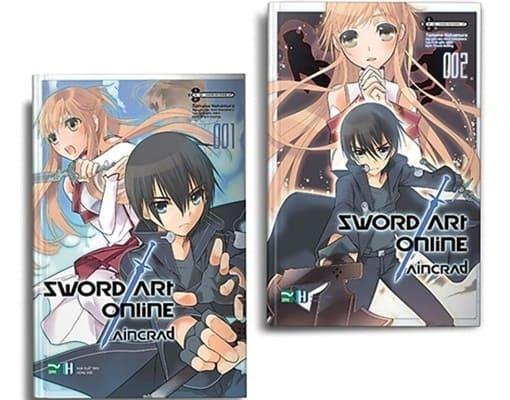 Sword Art Online Aincrad (Bộ 2 Tập)