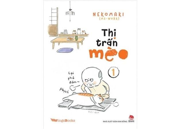 Nekomaki (ms-work)Thị Trấn Mèo