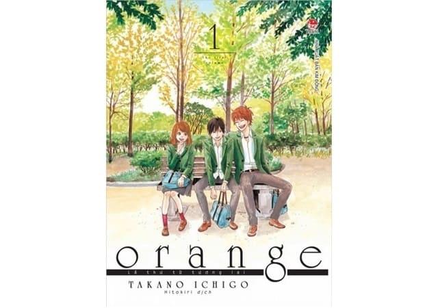 Orange – Lá Thư Từ Tương Lai