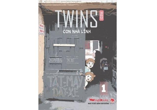 RedTwins - Con Nhà Lính