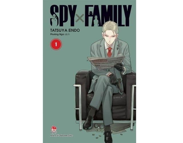 Endo Tatsuya Spy X Family