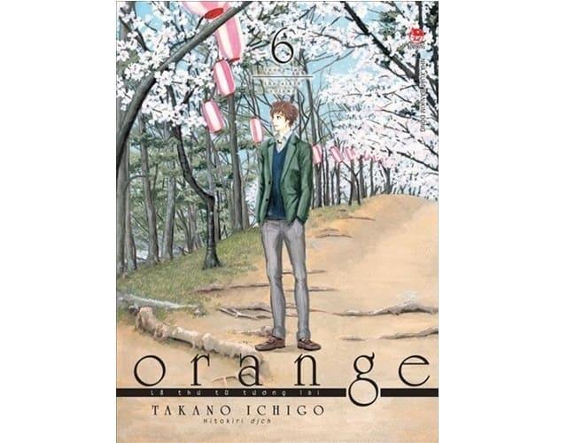 Takano Ichigo Orange - Lá Thư Từ Tương Lai