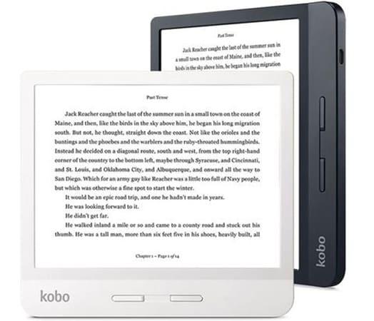 Máy Đọc Sách Kobo Libra H2O