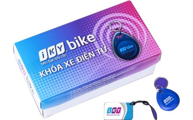 IKY - Khóa Chống Trộm Xe Máy Iky Bike