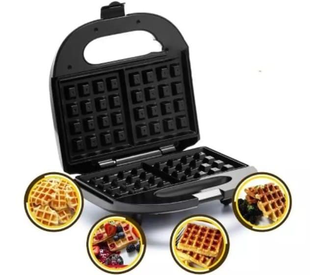 Sokany Máy Làm Bánh Waffle Kép KJ-108