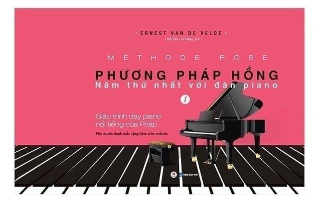 Phương Pháp Hồng – Năm Thứ Nhất Với Đàn Piano