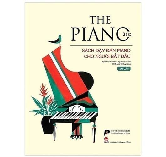The Piano 21C – Sách Dạy Đàn Piano Cho Người Bắt Đầu
