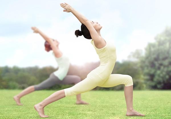 Học Yoga mỗi ngày để nâng cao sức khỏe