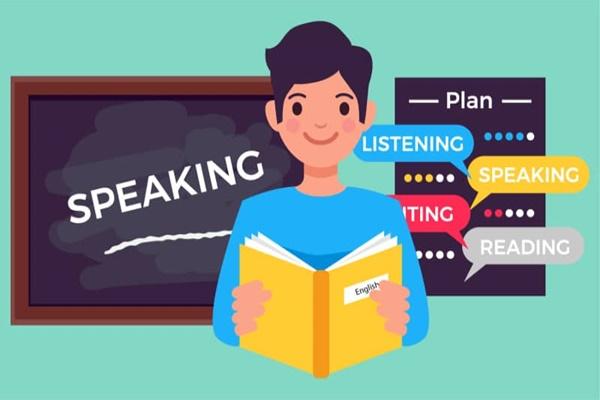Luyện nói Tiếng Anh mỗi ngày