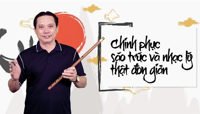 Giới thiệu khóa học Chinh Phục Sáo Trúc và Nhạc Lý Thật Đơn Giản