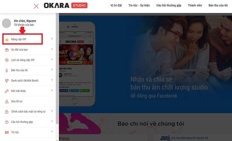 Hướng dẫn thanh toán Okara Studio qua Ví ShopeePay