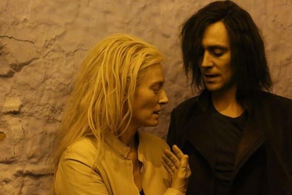 Trước khi làm The Ancient One và Loki, họ đã yêu nhau
