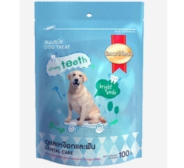 PCG SmartHeart - Bánh Thưởng cho Chó Răng Chắc Khoẻ