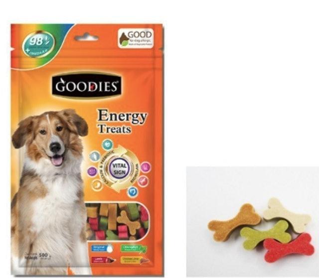 Goodies - Bánh Thưởng cho Chó Hình Xương