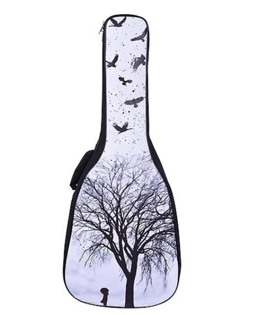 DUO ER - Bao Đàn Guitar Nhựa PU Chống Thấm Nước